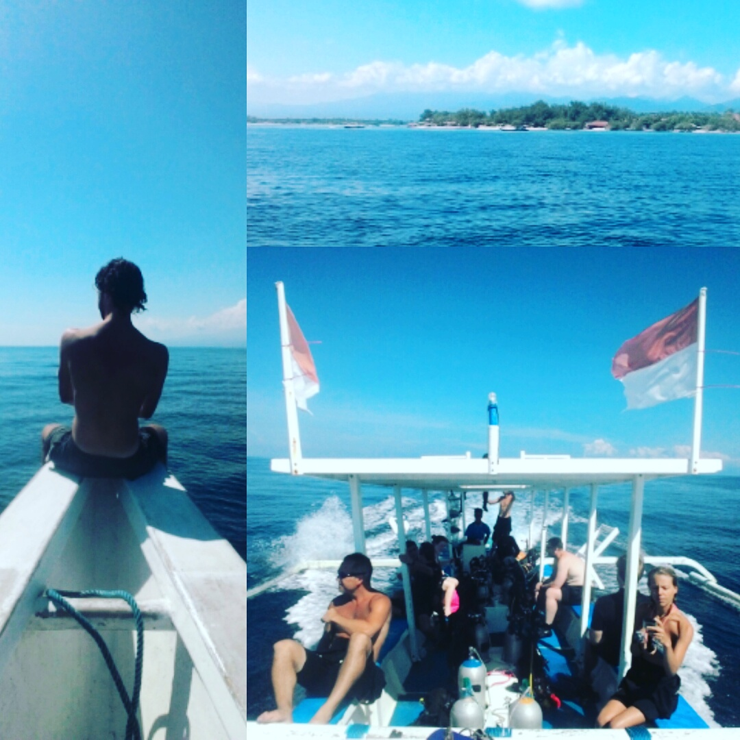 morning-communte-to-work-gili-shark-conservation
