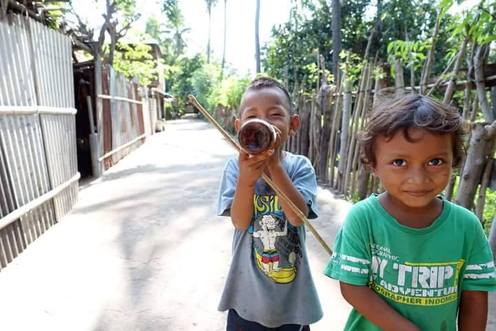 local-kids-gili-shark-conservation-gili-air