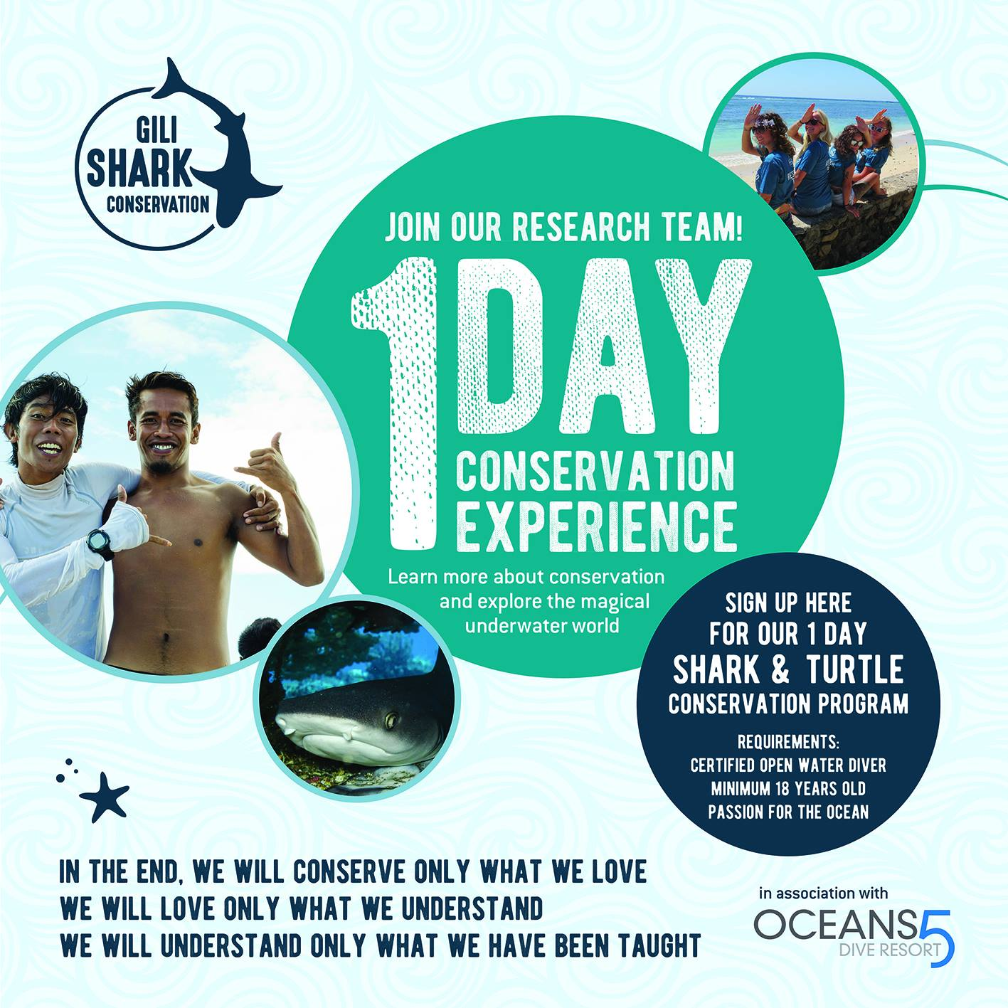 1day-conservation-program-gili-islands-indonesia