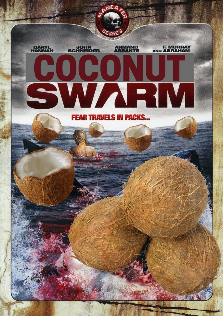 Coconuts kills more people than sharks