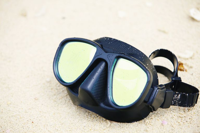diving mask
