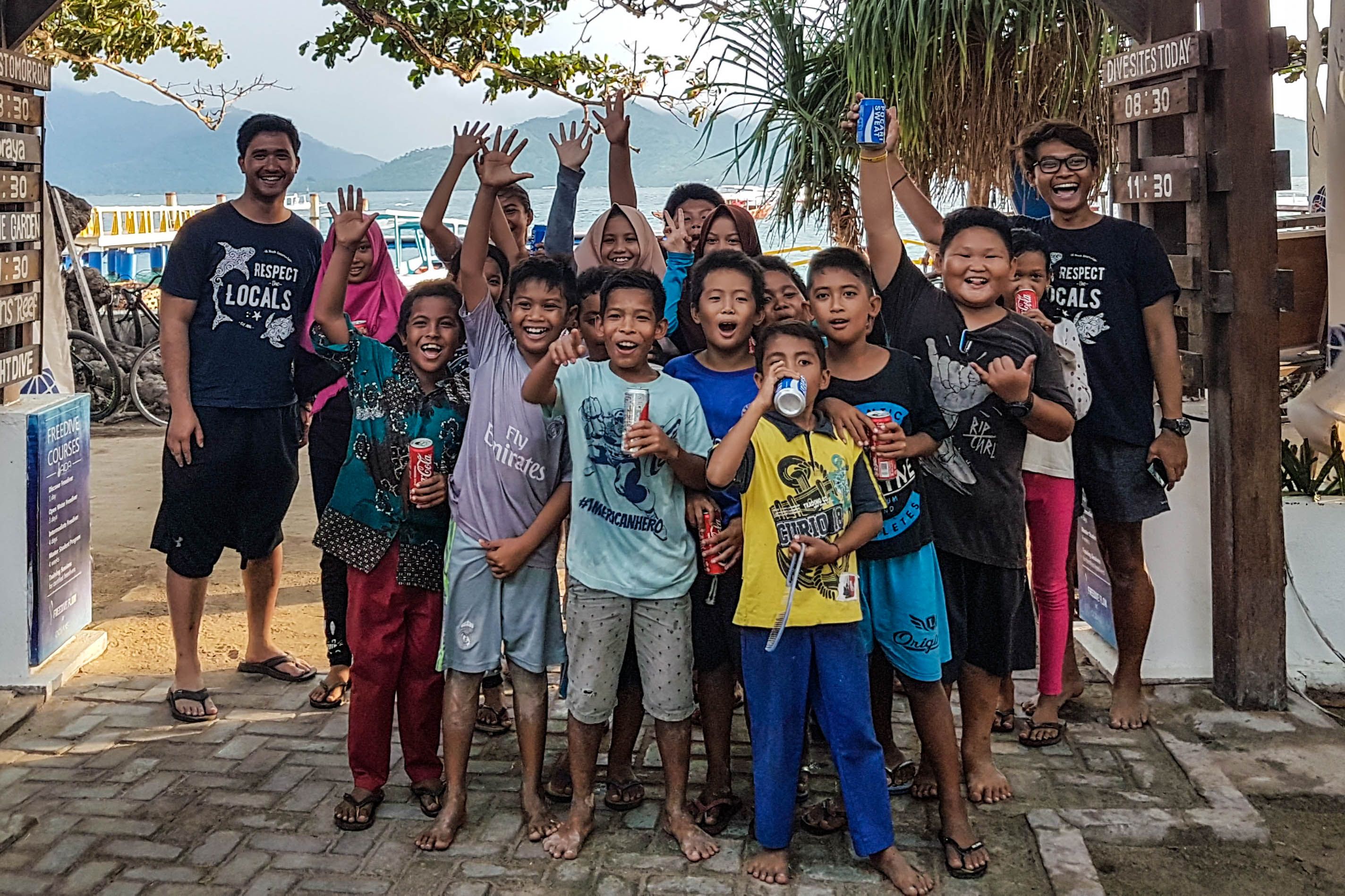 The Wonderful Community of Gili Air