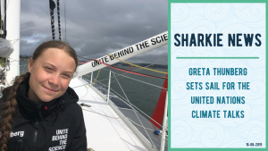 Teen climate activist sparks awareness by sailing the Atlantic