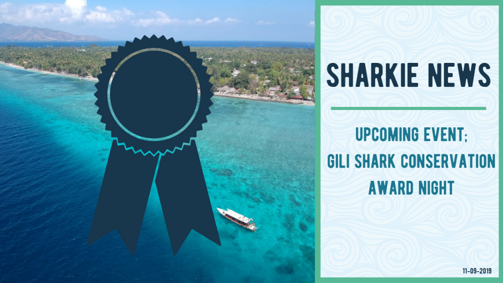 Gili Shark Conservation Awards