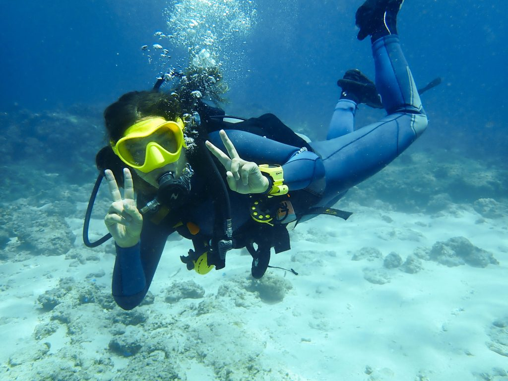 Once you're finished with our Divemaster internship you'll have all the skills you need to be a dive professional! And you'll have had fun learning them too.
