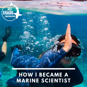 The Story Of How I Became A Professional Marine Scientist