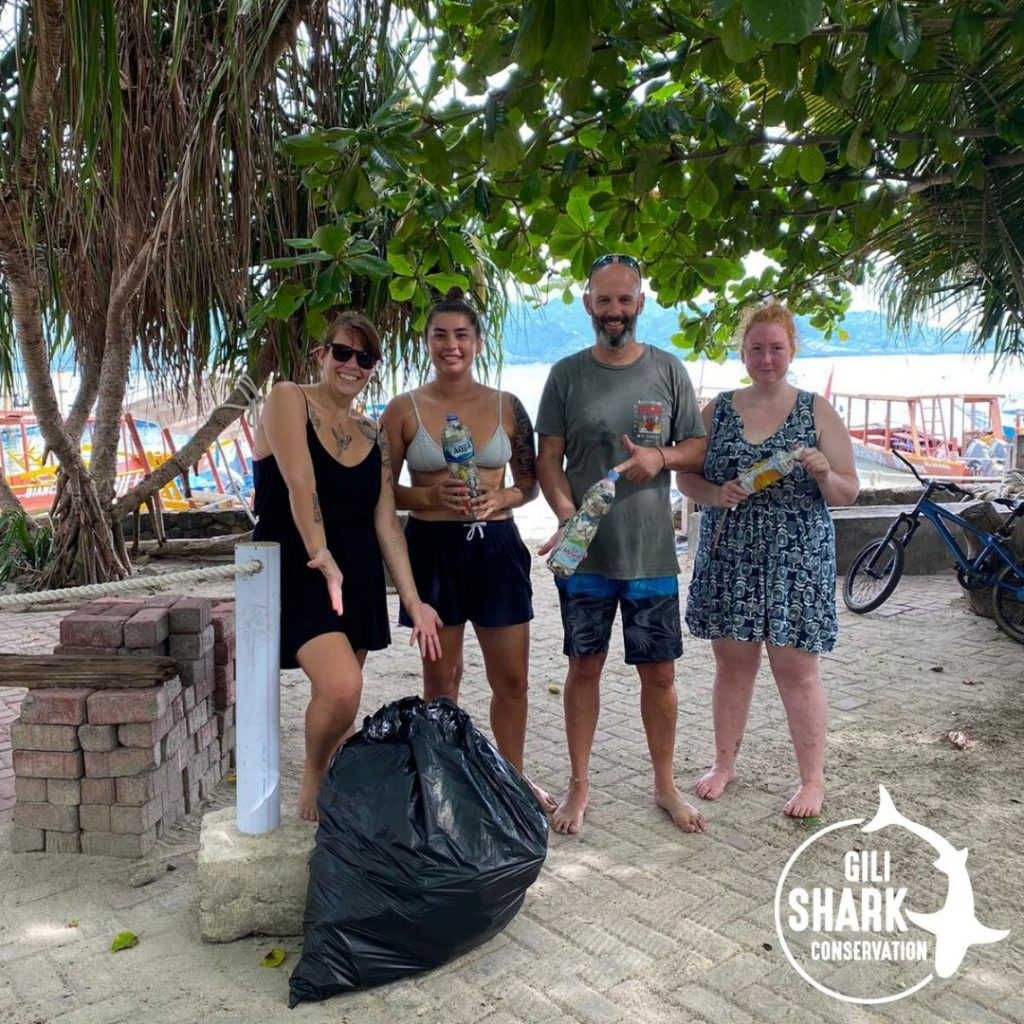 beach clean-up, plastic free solutions, up-cycling unwanted waste
